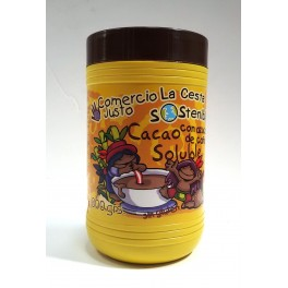 Cacao Soluble Cesta Sostenible 800gr (Caja 12ud)