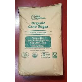 Azúcar 25kg - Integral Ecológico de Cuba (Saco)