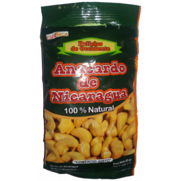 Anacardo Natural de Nicargua 85gr (Pack 50ud)