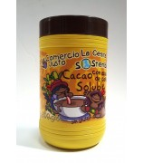 Cacao Soluble Cesta Sostenible 400gr (Pack 12ud)